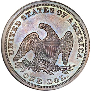 1851 J-132 S$1 PF reverse