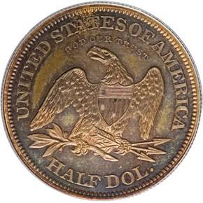 1861 J-280 50C PF reverse