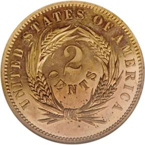 1863 J-312a 2C PF reverse