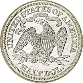 1865 J-431 50C PF reverse