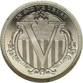 1867 J-562 5C PF reverse