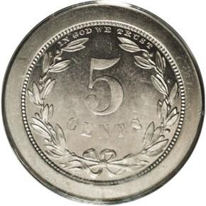 1868 J-624 5C PF reverse