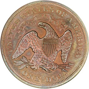1870 J-1016 S$1 PF reverse