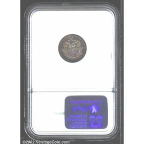 1871 J-1074 10C PF reverse