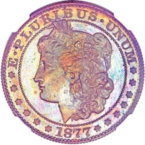 1877 J-1515 50C PF obverse