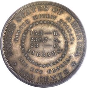 1879 J-1627 S$1 PF reverse