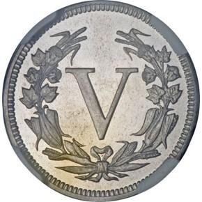 1881 J-1671 5C PF reverse
