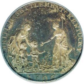 1796 SILVER MYDDELTON TOKEN PF reverse