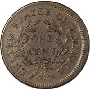 1797 PL EDGE REV OF 95 1C MS reverse