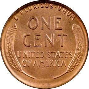 1914 D 1C MS reverse