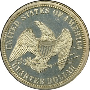 1864 J-384 25C PF reverse