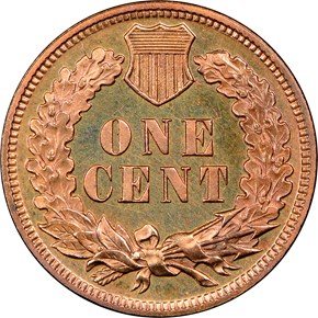 1890 1C PF reverse