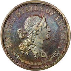 1870 J-954 50C PF obverse