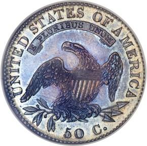 1821 50C SP reverse