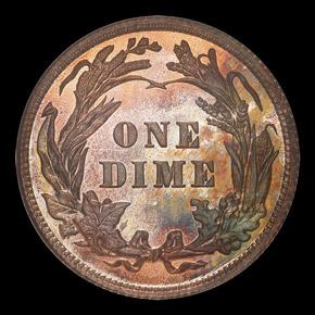 1909 10C PF reverse