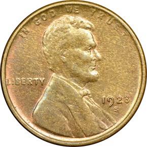 1923 S 1C MS obverse