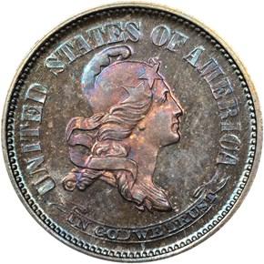 1870 J-954 50C PF reverse