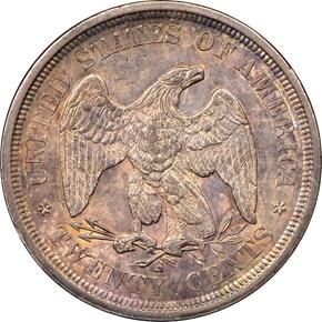 1875 S 20C MS reverse