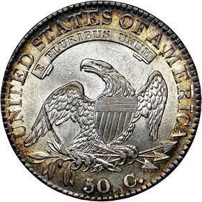 1832 50C MS reverse