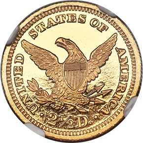 1898 $2.5 PF reverse