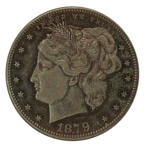 1879 J-1598 50C PF obverse