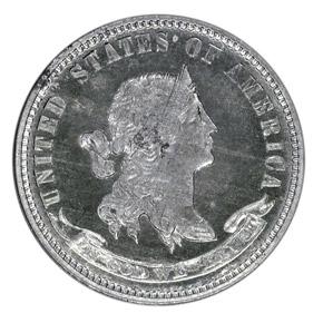 1869 J-707 10C PF obverse