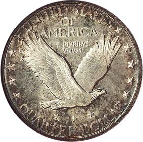 1919 S 25C MS reverse
