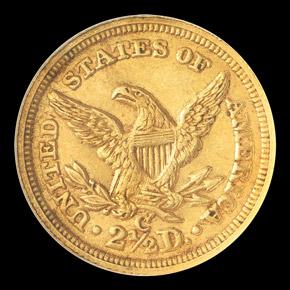 1852 C $2.5 MS reverse
