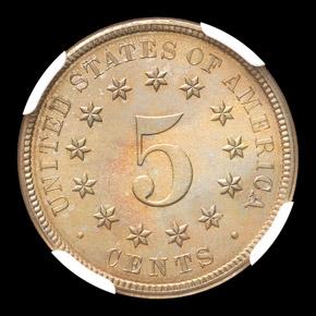1877 5C PF reverse