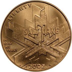 2002 W OLYMPICS $5 MS obverse