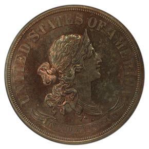 1870 J-983 50C PF obverse