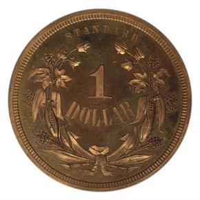 1871 J-1135 S$1 PF reverse