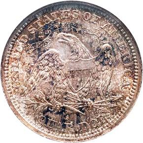 1875 S 25C MS reverse
