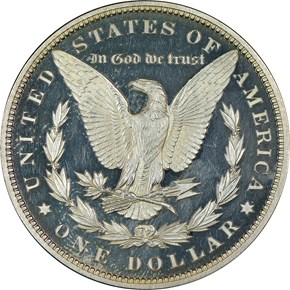 1898 S$1 PF reverse