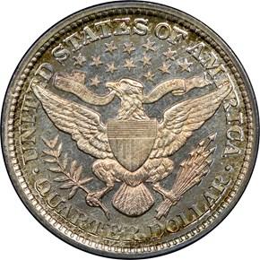 1894 25C PF reverse