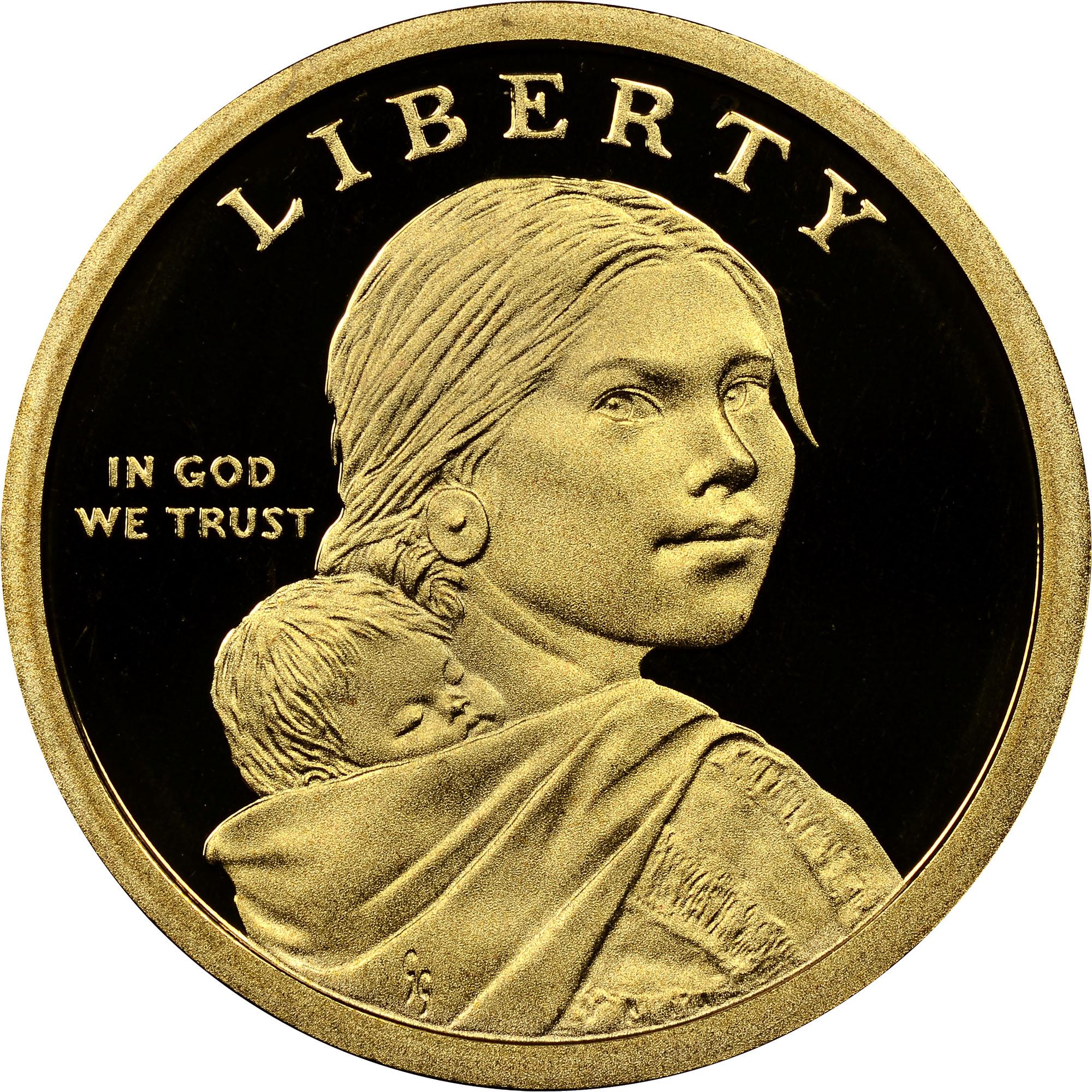 2000 2011 S Sacagawea Native American Proof Dollars Proof Dollars 1 Run Set Pf