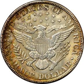 1912 50C MS reverse
