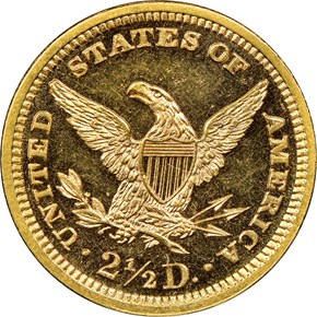 1890 $2.5 PF reverse