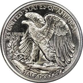 1940 50C PF reverse