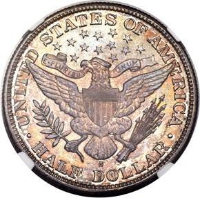 1899 S 50C MS reverse