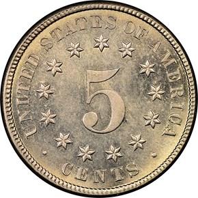 1883 SHIELD 5C MS reverse