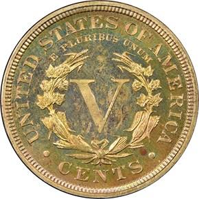 1896 5C PF reverse