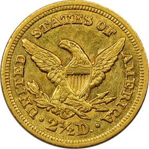 1849 C $2.5 MS reverse