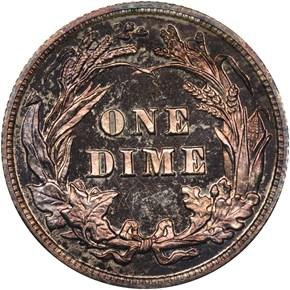 1904 10C PF reverse