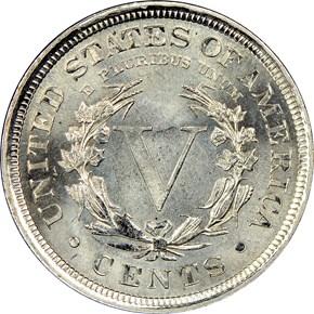 1904 5C MS reverse