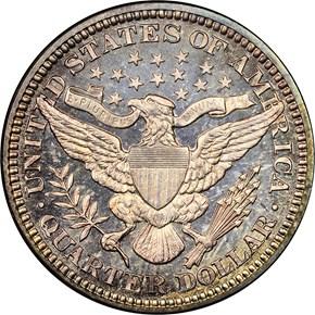 1913 25C PF reverse