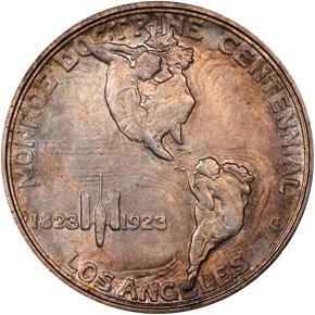 1923 S MONROE 50C MS reverse