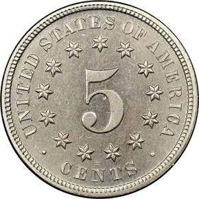1871 5C PF reverse