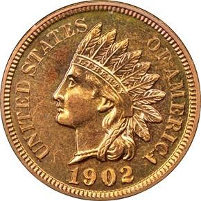 1902 1C PF obverse