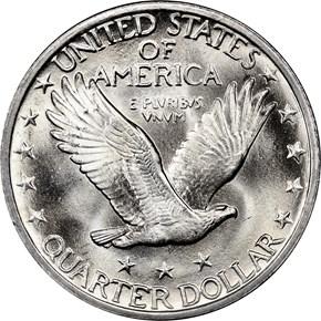 1923 25C MS reverse